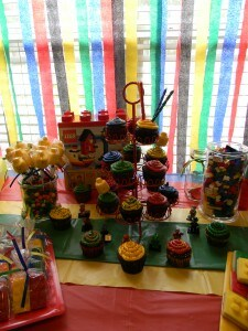 The Ultimate Lego Birthday Party 5