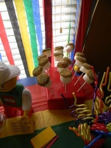 The Ultimate Lego Birthday Party 6