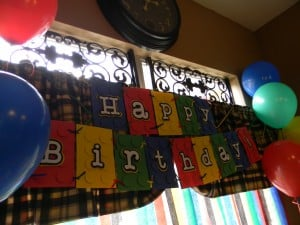 The Ultimate Lego Birthday Party 9