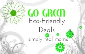Thrifty Thursday Eco-Friendly Deals! 4