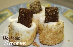 National S'Mores Day: Celebrate With No-Melt S'Mores! 1