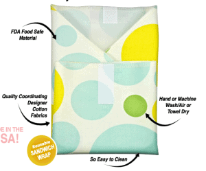 Planet Wise: Bag Your Snack Stuff—Without Plastic!  7