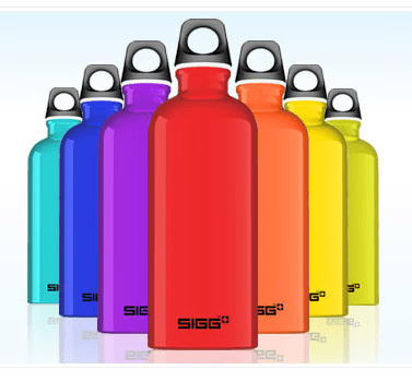 how to clean sigg cap