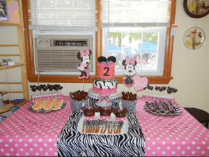 Minnie Mouse Birthday Party 5