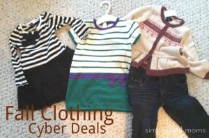 Thrifty Thursday: Cyber Deals for Back-to-School Clothes! 1