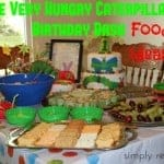 Very Hungry Caterpillar Birthday Bash food ideas 500x3331 150x150 Jungle Themed Party  DIY  Number Piñata