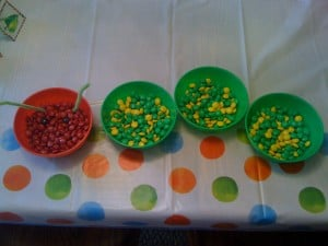 The Very Hungry Caterpillar Birthday Bash Food! 5