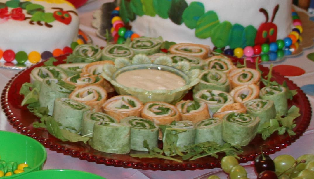 The Very Hungry Caterpillar Birthday Bash Food 6
