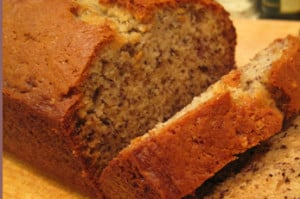 A Better Banana Bread