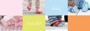 Sock it to Me! Fabulous Footwear for Little Ones from Elegant Baby 2