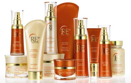re9 Arbonne Skin Care Giveaway!