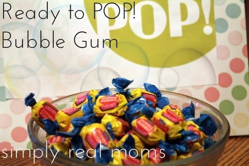 ready gum 500x333 Ready to POP! Baby Shower With FREE Printables!