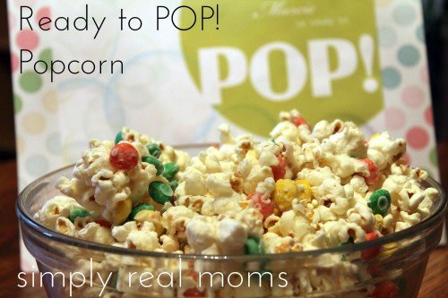 ready popcorn 500x333 Ready to POP! Baby Shower With FREE Printables!
