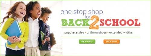 Thrifty Thursday: Stride Rite's Back to School Sale—Buy One, Get One Half Off! 5