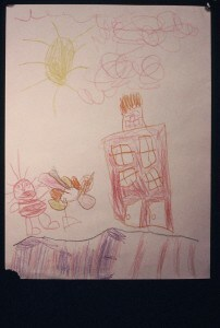 Your Child's Artistic Development Through Drawings and Paintings 8