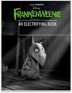 Frankenweenie: An Electrifying Book 2