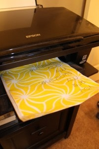 Simply Made Sunday: Printing On Fabric 10