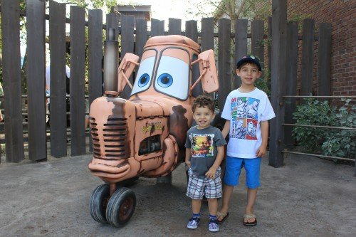 Your Guide to Disneyland with an Infant or Toddler