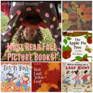 Must Read Fall Picture Books! 1
