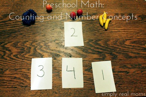 Preschool Math Counting and Number Concepts  500x333 Preschool Math: Counting and Number Concepts