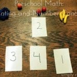Preschool Math Counting and Number Concepts 500x333 150x150 15 Ways to Make Math Part of Your Day with Preschoolers