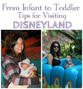 Your Guide to Disneyland with an Infant or Toddler 2