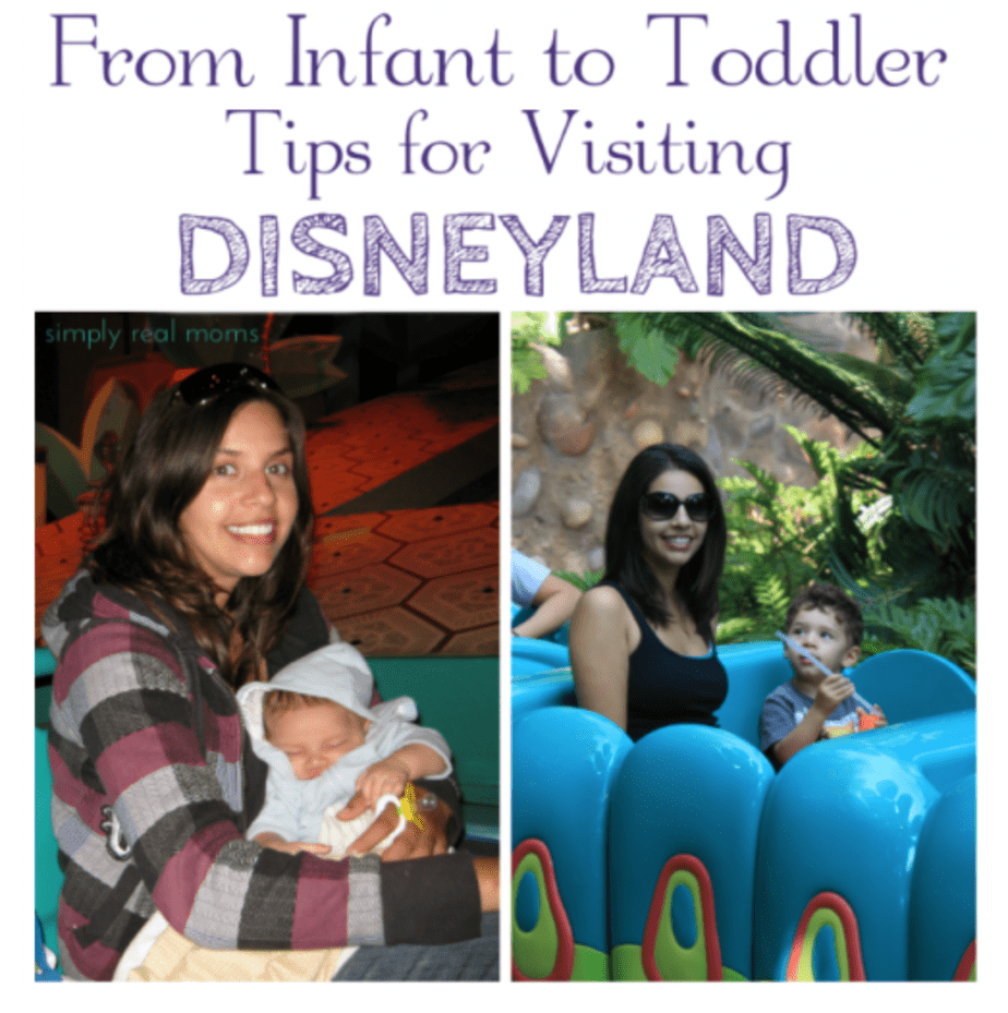 Your Guide to Disneyland with an Infant or Toddler 5