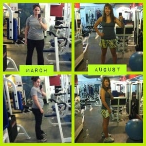 Motivate Me Monday: How one Simply Real Mom's reader lost 40 pounds in 6 months! 1