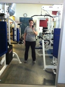 Motivate Me Monday: How one Simply Real Mom's reader lost 40 pounds in 6 months! 2