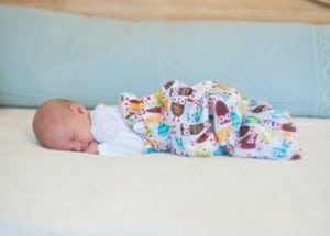 The Bitsy Bag: Say Goodbye to Swaddle Struggles! 2