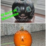 31 Days of Halloween Pumpkin Decorating Options 500x6091 150x150 31 Days of Halloween: Trick or Treat Alternatives!