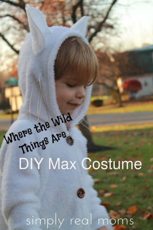 31 Days of Halloween: DIY Max Costume