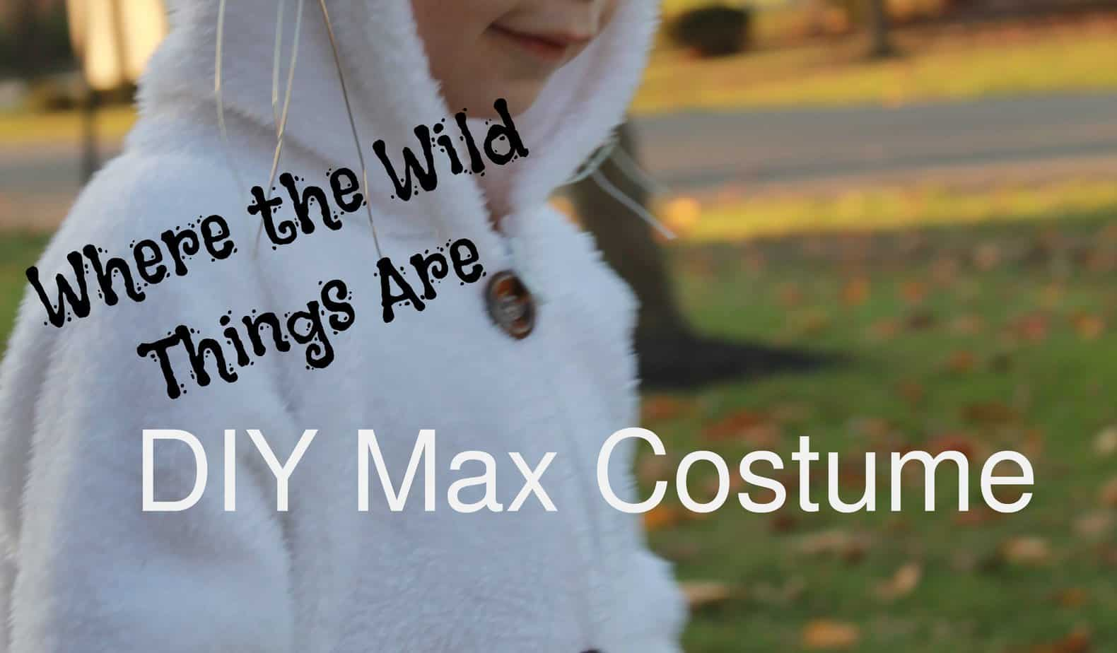 31 Days of Halloween: DIY Max Costume 1