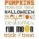 Halloween Subway 640x8281 150x150 FREE Mickey Mouse Themed Birthday Printable