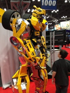New York Comic Con in Review ~ Mom Style!  6