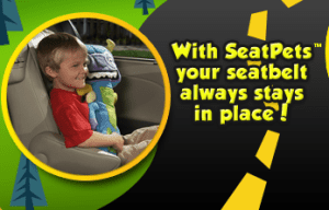 Make Traveling Fun with SeatPets! 2