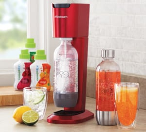 Make Your Own Soda From Home With SodaStream 1