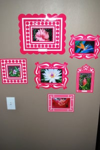 Butch and Harold's Sticker Wall Art Picture Frames: This Holiday Season's Hot Gift for Teens! 1