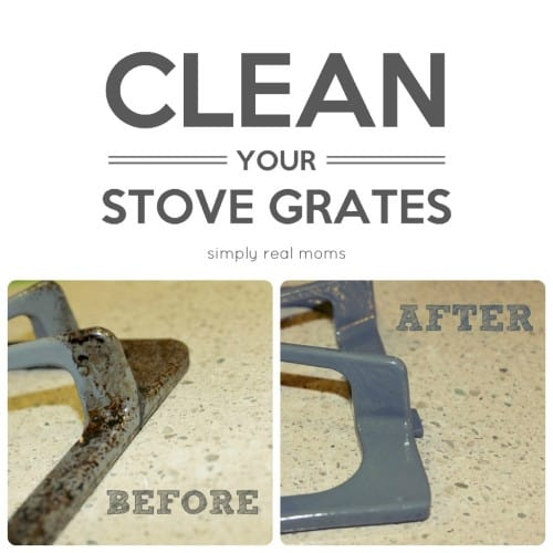 Clean Your Stove Grates Tried Tested