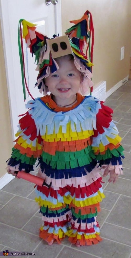31 days of halloween funny kids costume ideas for Easy homemade costume ideas for kids