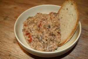 My Set, My Chicago-Style Risotto 2