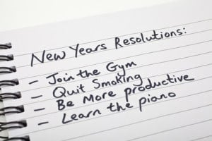 Motivate Me Monday: New Year's Resolutions to Live By