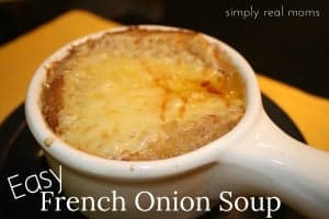 Easy French Onion Soup 1