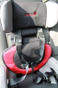 Go-Hybrid Booster Seat for the Family on the Go!  2