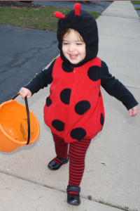 Simply Real Moms' Little Trick or Treaters 5
