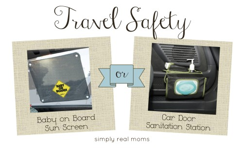 Travel Safety 500x305 Safety First Ask Our Expert Child Safety Mega Giveaway