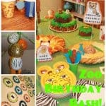 Zoo party ideas TONS of great and easy ways anyone can do even the not so crafty 500x6251 150x150 Zoo Birthday Bash Food!