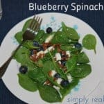 blueberry spinach 500x334 150x150 Drunken Pineapple