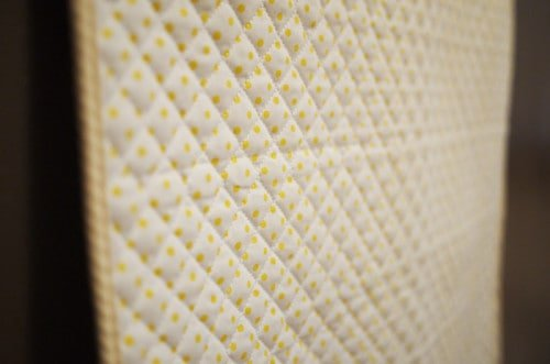 doridori changing mat yello dots 4 500x331 12 Days of Christmas Giveaway: DORIDORI Baby Swaddle Blanket and Changing Pad!