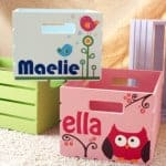 Busy Bug Boxes: The Perfect Storage Solution for Mom and the Perfect Holiday Gift for Little Ones!